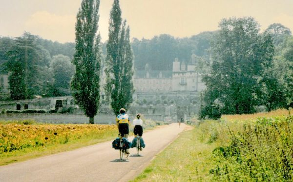 cycling Loire Valley