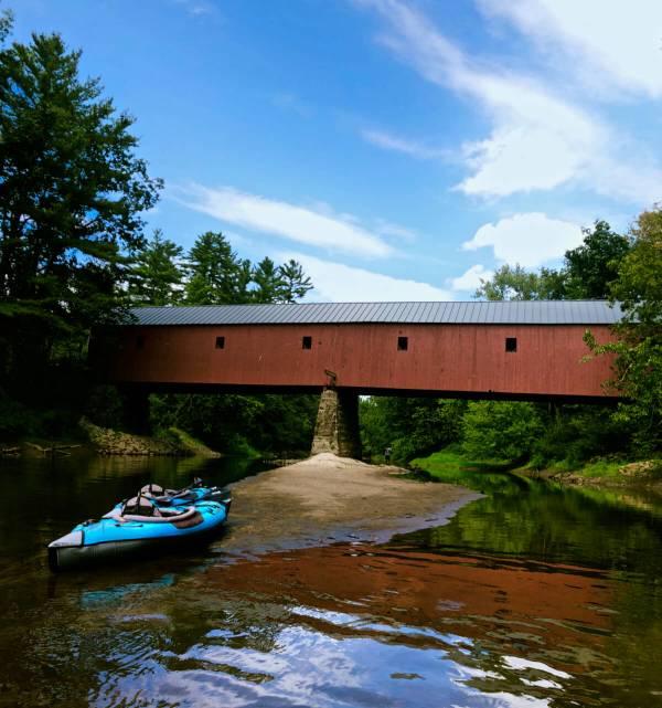 Sawyer Crossing Bridge