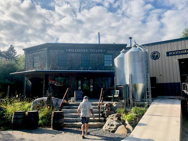 boothbay brewing company