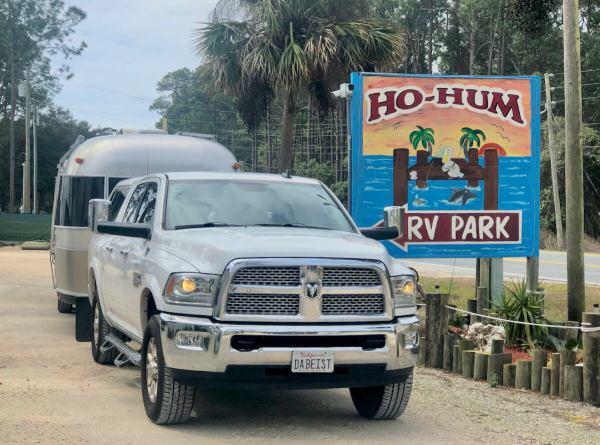 Ho Hum RV park