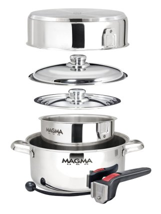 Magma Nesting Cookware