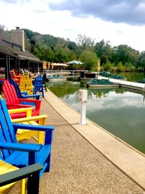 St. Louis Forest Park Boathouse