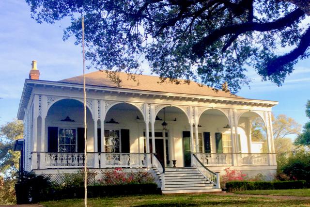 Elms Court Home 1836