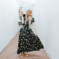 Must-Have Spring Floral Dresses + A Link-Up