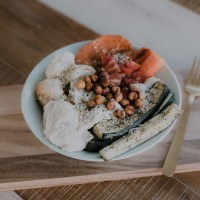 How to Prepare and Assemble  Healthy Veggie Bowls