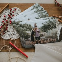 Holiday Cards in Less than 5 Minutes + Two Personalized Gift Ideas