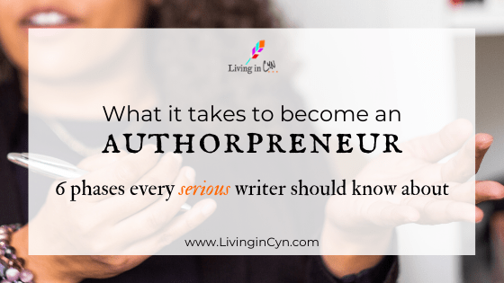 What it takes to become and authorpreneur - Blog Featured Image