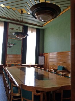 UN meeting room XX