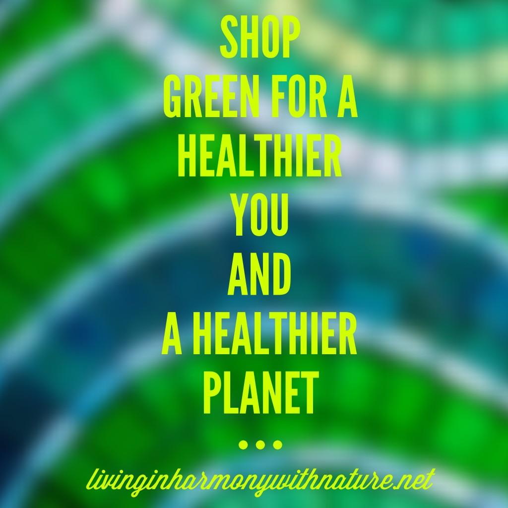 shop green