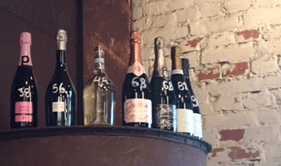 Wine in archipelago Helsinki