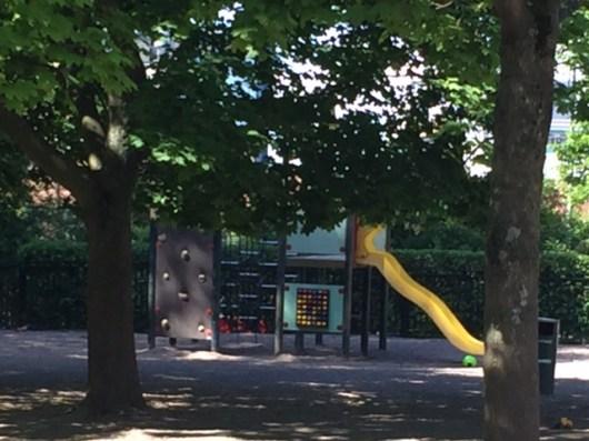 Playground Punavuori Helsinki