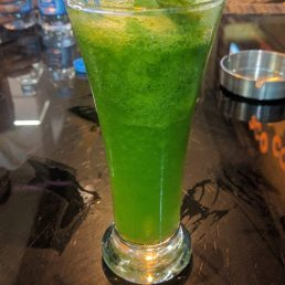 Typical Jordanian Juice - Lemon & Mint
