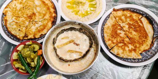 Shahrzad Restaurant, Downtown Amman, Jordan