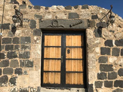 Umm Qais - Old Door