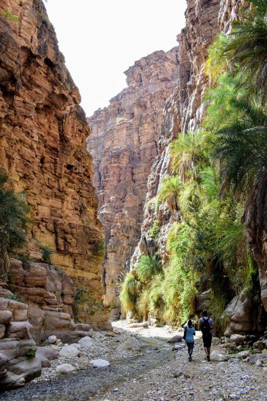 Wadi Karak - one of the best spots in Jordan