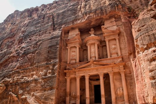 Living in Jordan as Expat - Treasury Petra