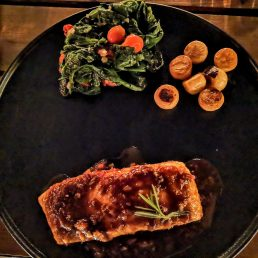 District - Glazed Salmon