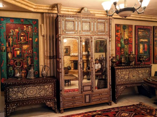 Syrian furniture