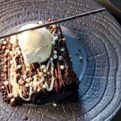Hangar1 - Brownie and Ice Cream