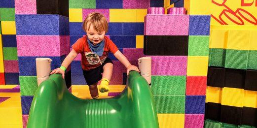 Jump Park - Sliding Fun
