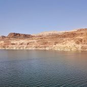 Dead Sea View from Mujib Chalets