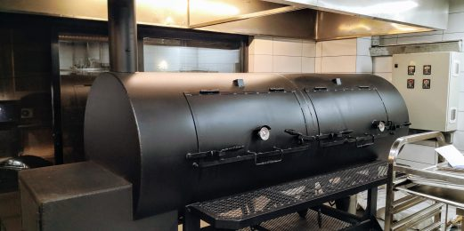 The Pitmaster - Smoker