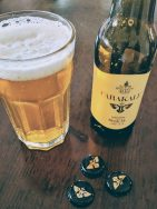 Carakale - Blond Ale - Bottle and glass