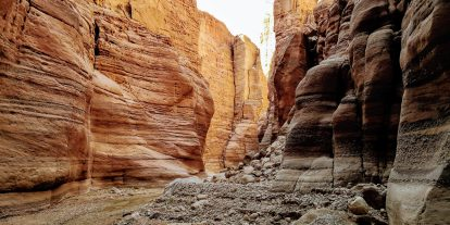 Wadi Numeira - Waves