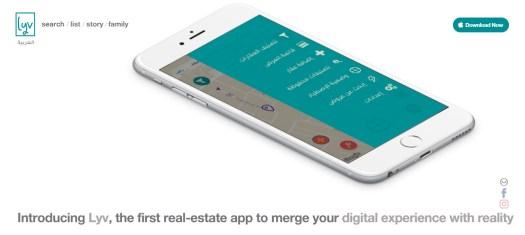 Screenshot Lyv App Jordan
