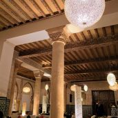 Hotel La Tour Hassan Palace - Restaurant