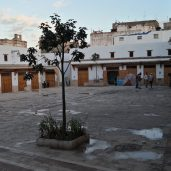 Rabat Medina - Place with Shops