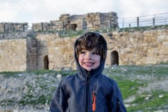 Karak Castle Exploring with Kids