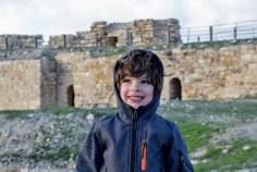 Karak Castle Exploring with Kids