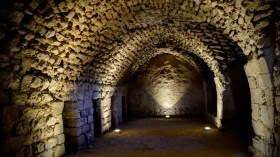 Underground - Inside the Rooms of Karak Castle