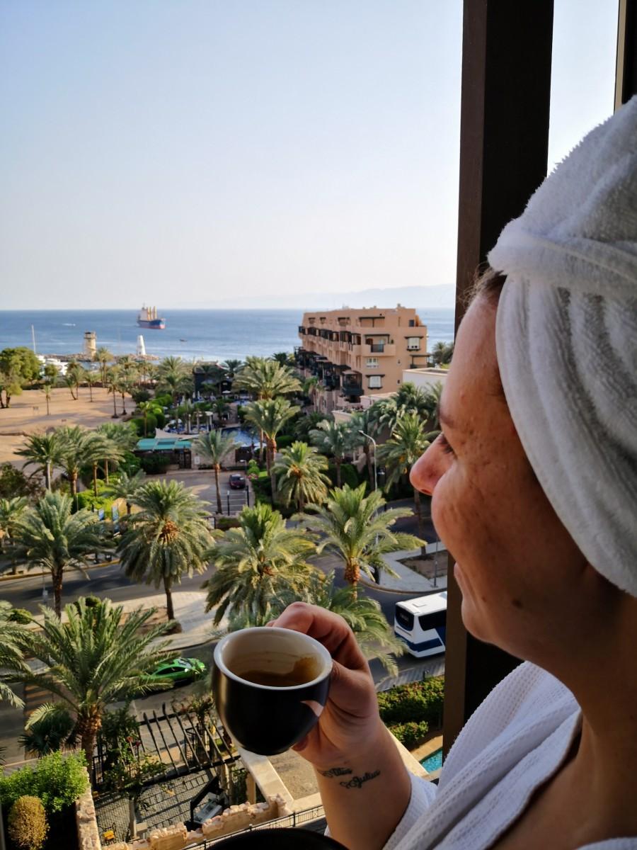Movenpick Aqaba City - View from Balcony