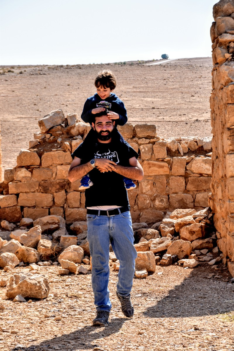 Qasr Al-Dab'ah - Joy