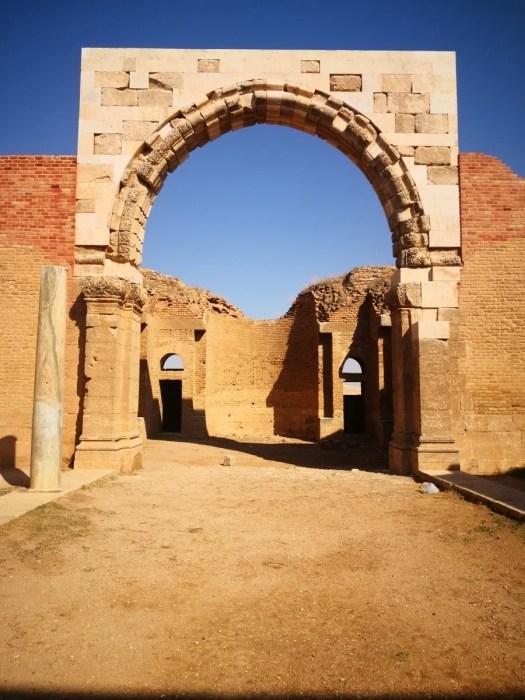 Qasr al-Mushatta