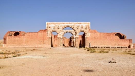 Qasr al-Mushatte Winter Palace