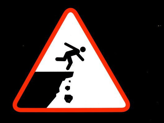 "Joe: ""Why does it have to be a black guy falling off a cliff?"""
