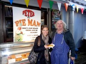 Peter the Pie Man