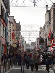 downtown Cork