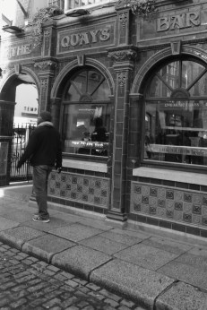 The Quays Bar in Temple Bar