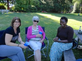 Marylee, Mom and Dorcas