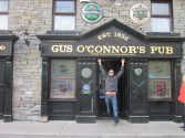Gus O'Connor's Pub in Doolin