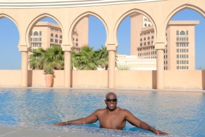 St. Regis Hotel pool