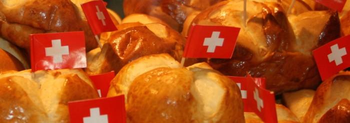 Cropped Swiss buns