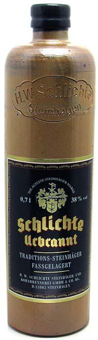 Steinhäger Kruke