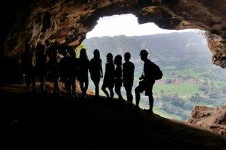 Cueva Ventana Window Cave
