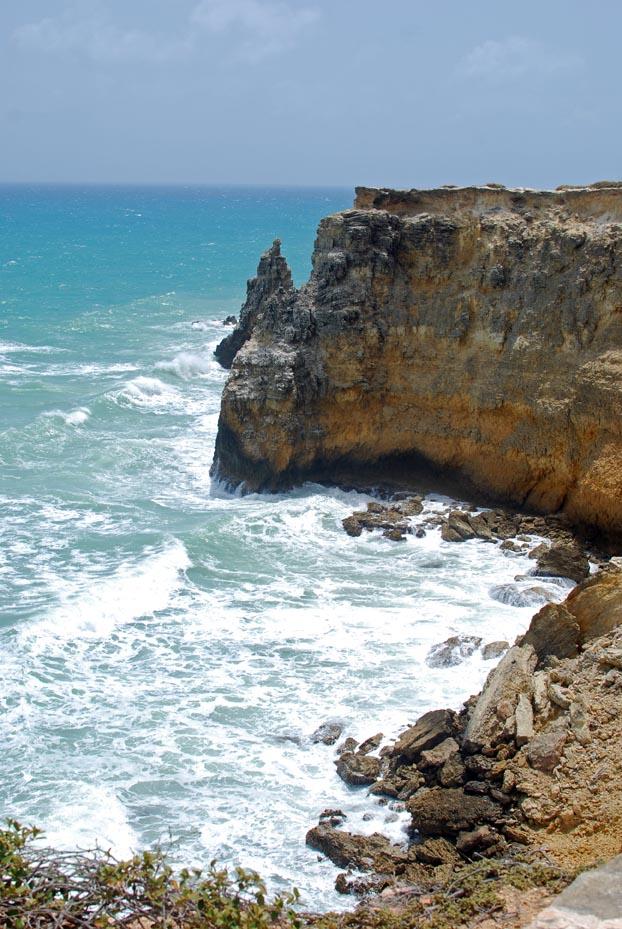 Cabo Rojo Cliffs, Puerto Rico