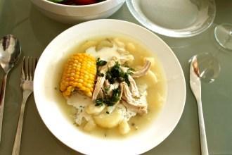 Sancocho Soup Puerto Rico